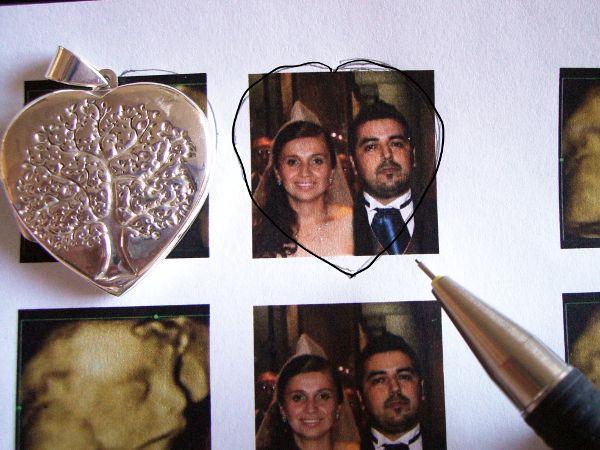 Como Poner Las Fotos En Un Relicario Portafoto